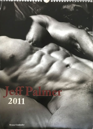 "RARE  16.5 x 12 inch ""Jeff Palmer 2011"" Calendar. One of the more celebrated, truly fine art photographers in the industry, Palmer has a way with the lens that is classic, transcending time and trend."