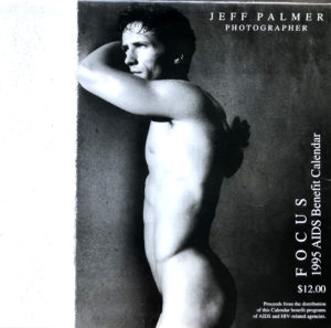 Jeff Palmer FOCUS on the male nude 1995 Calendar
