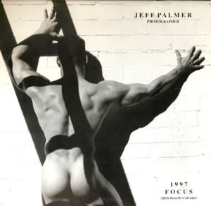 Jeff Palmer FOCUS on the male nude 1997 Calendar