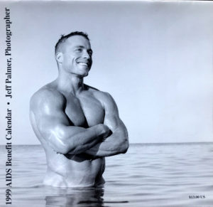 Jeff Palmer FOCUS on the male nude 1999 Calendar