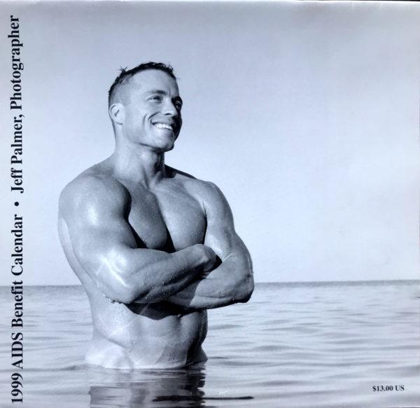 Jeff Palmer FOCUS on the male nude 1999 Calendar