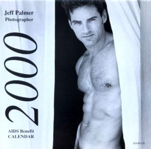Jeff Palmer FOCUS on the male nude 2000 Calendar