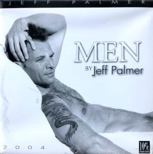 Jeff Palmer MEN Male Nudes 2004 Calendar