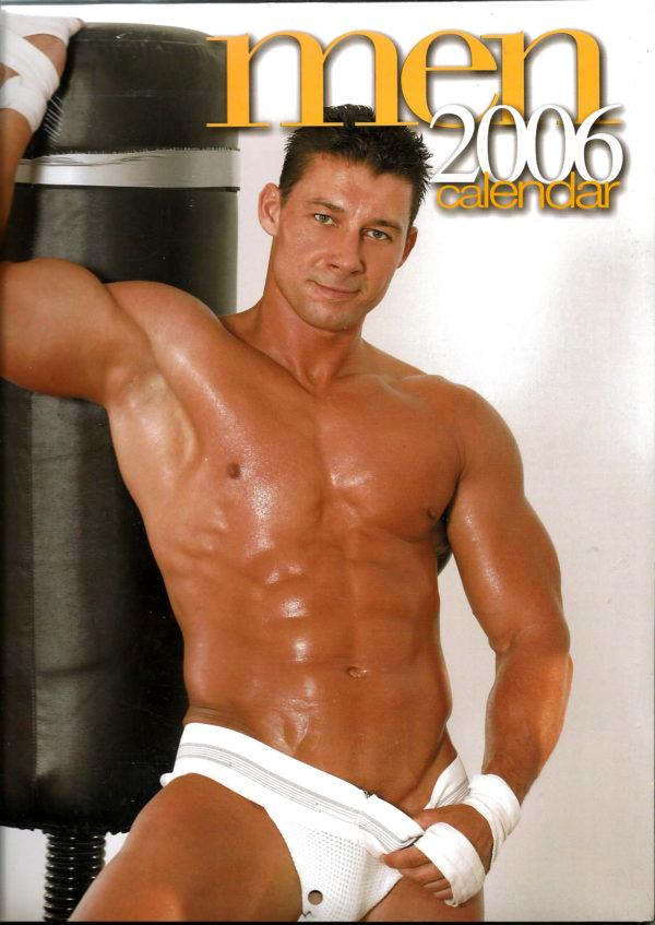 Men Magazine, Men Calendar, 2006 Calendar, Advocate, Muscle Hunks, Gay Calendar, Male Nudes, Male Models,