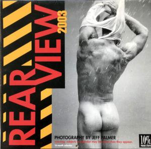 REAR VIEW (Male Nudes) 2003 Calendar