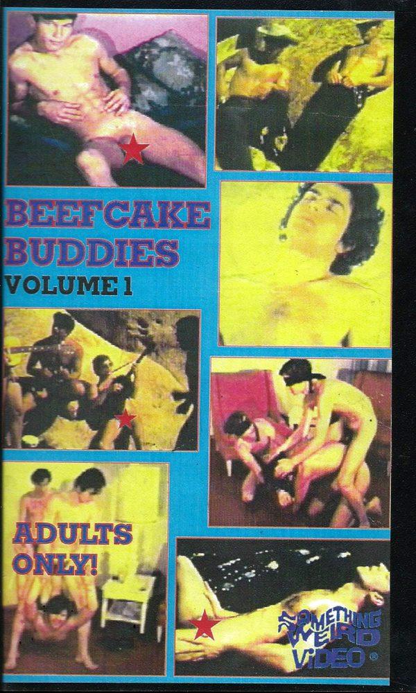 Vintage VHS Tape: BEEFCAKE BUDDIES Volume 1