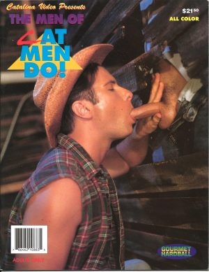Catalina Video Presents - THE MEN OF CAT MEN DO - Gay Full Color Illustrated Photo Magazine
