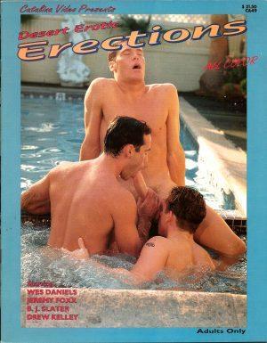 Catalina Video Presents - DESERT EROTIC ERECTIONS - Gay Full Color Illustrated Photo Magazine