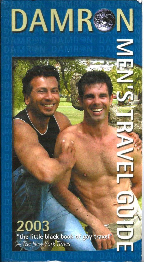 DAMRON - MEN'S TRAVEL GUIDE 2003