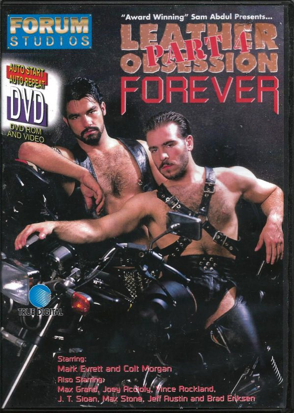 DVD: LEATHER OBSESSION FOREVER - Part 4