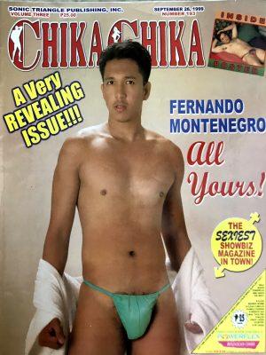 CHIKA CHIKA Magazine - Volume 3 - No.193 - Asian Publication