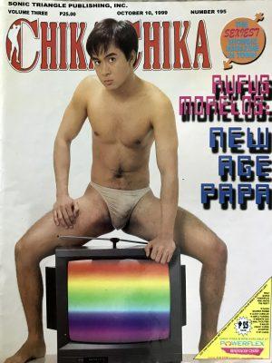 CHIKA CHIKA Magazine - Volume 3 - No.195 - Asian Publication