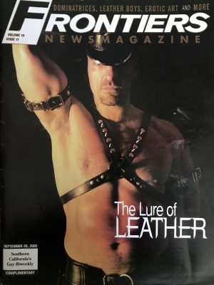 Frontiers Magazine (Vol.19, Issue 11) The Nation's Gay News Magazine