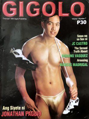 GIGOLO Magazine - Volume 1 Number 7 - Asian Publication