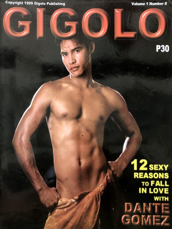 GIGOLO Magazine - Volume 1 Number 8 - Asian Publication