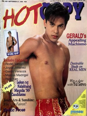 HOT COPY Magazine - No.429 - Asian Publication