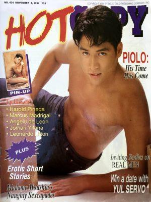 HOT COPY Magazine - No.434 - Asian Publication