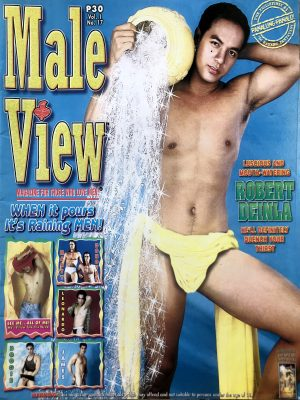 MALE VIEW Magazine - Volume 1 Number 17 - Asian Publication