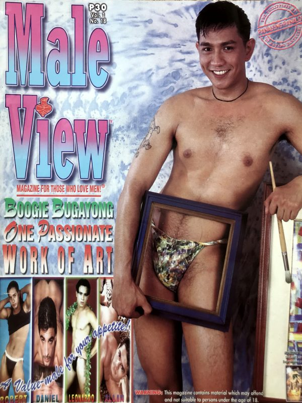 MALE VIEW Magazine - Volume 1 Number 18 - Asian Publication