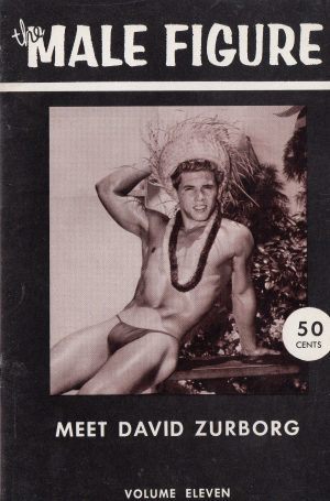 The MALE FIGURE Magazine (1958, Volume 11) Gay Pictorial Magazine