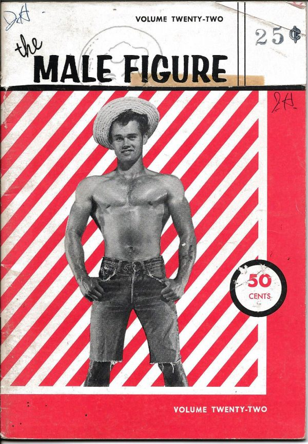 The MALE FIGURE Magazine (1961, Volume 22) Gay Pictorial Magazine
