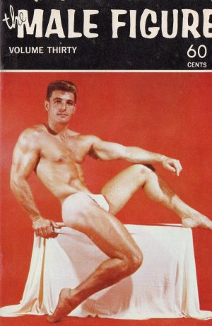 Physique Pictorial (Volume 12 #1 - Released July 1962) Gay Male Nudes Physique Digest Magazine