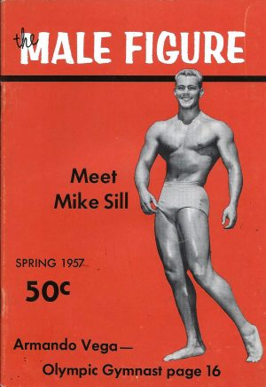 The MALE FIGURE Magazine (1957, Volume 4) Gay Pictorial Magazine