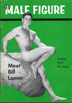 The MALE FIGURE Magazine (1957, Volume 7) Gay Pictorial Magazine