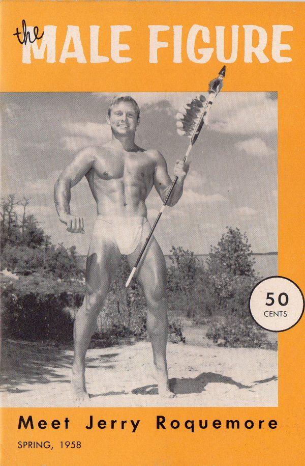 The MALE FIGURE Magazine (1958, Volume 8) Gay Pictorial Magazine