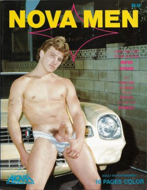 NOVA MEN Adult Magazine From Nova Publications Color Single Issue Magazine – January 1, 1980