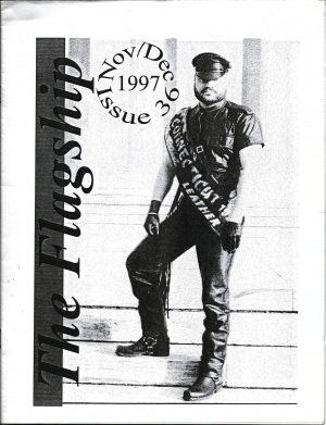 THE FLAGSHIP Magazine- Issue 36 - Nov/Dec 1997