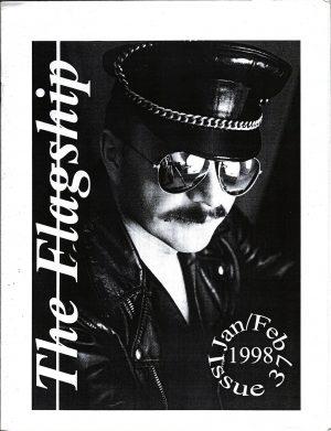 THE FLAGSHIP Magazine- Issue 37 - Jan/Feb 1998