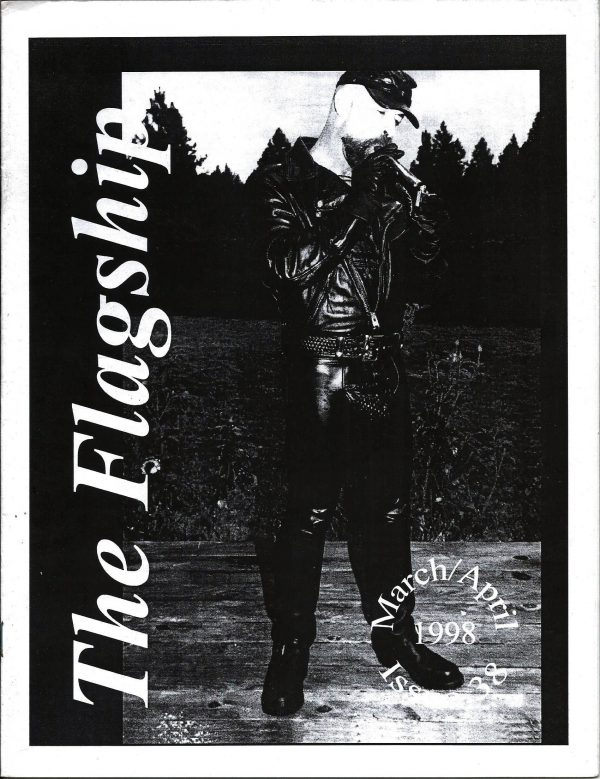 THE FLAGSHIP Magazine- Issue 38 - March/April 1998