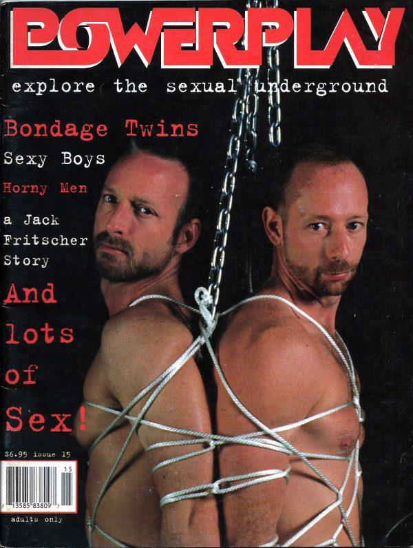 POWERPLAY Magazine (Issue 11) Explore the Sexual Underground