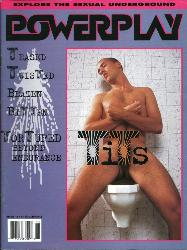 POWERPLAY Magazine (Issue 15) Explore the Sexual Underground