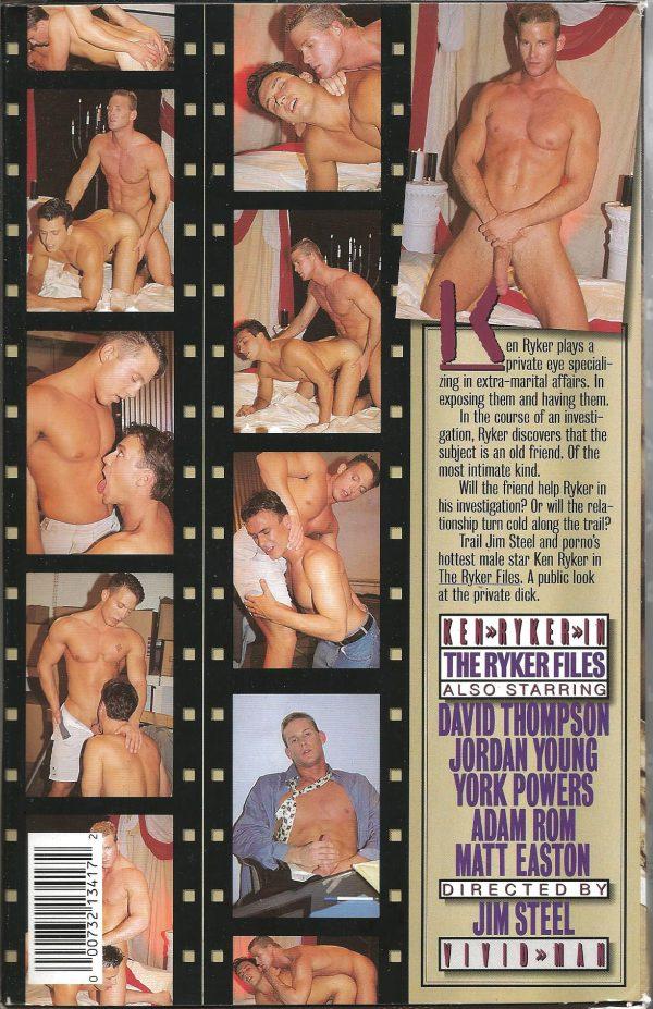 VHS Tape: KEN RYKER - THE RYKER FILES