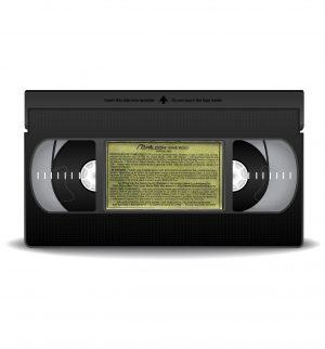 Vintage VHS Tape FALCON Studios