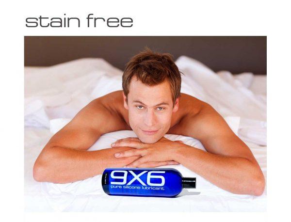 9X6 Pure Silicone Lubricant Lube