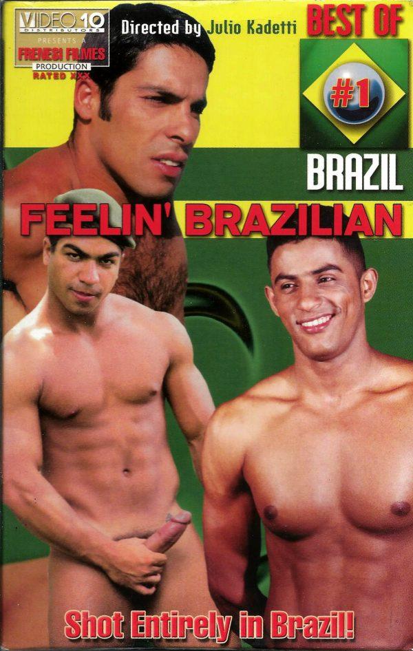 Vintage VHS Tape: FEELIN' BRAZIL