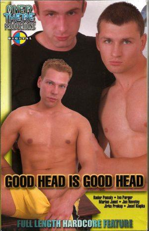 Vintage VHS Tape: GOOD HEAD IS GOOD HEAD