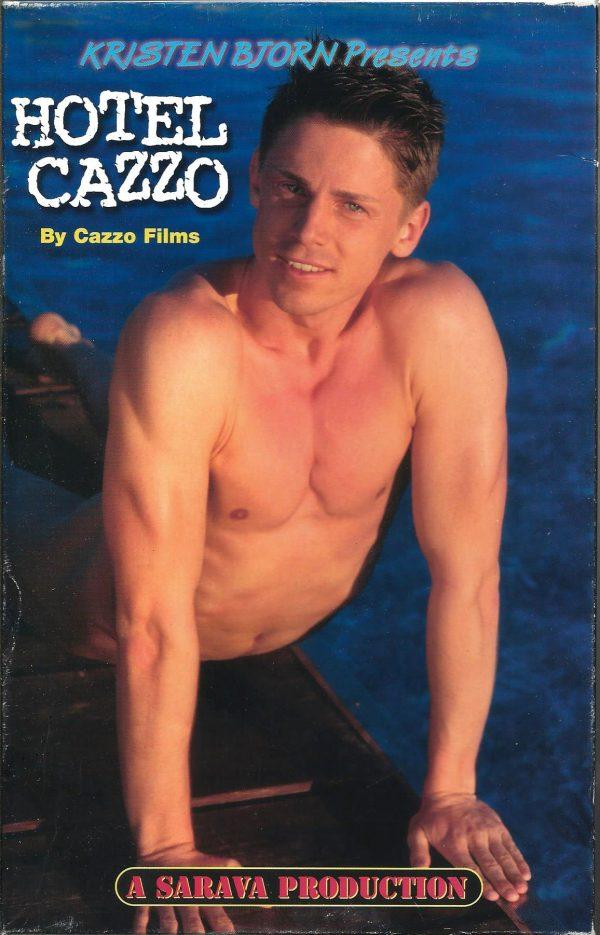 Vintage VHS Tape: HOTEL CAZZO