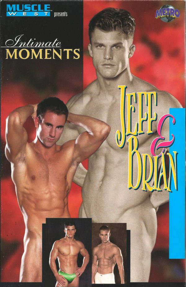 Vintage VHS Tape: INTIMATE MOMENTS - JEFF & BRAIN