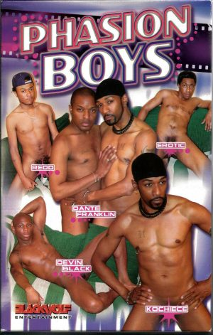Vintage VHS Tape: PHASION BOYS