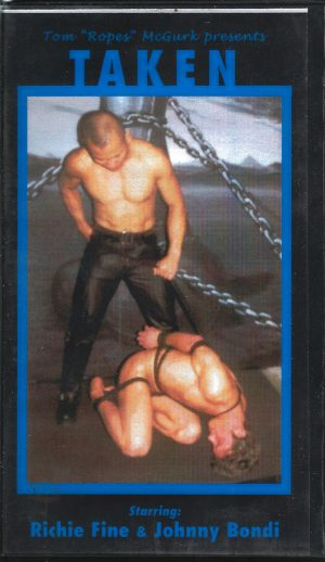 Vintage VHS Tape: TAKEN