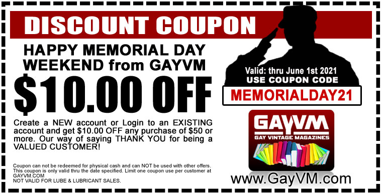 Happy Memorial Day Weekend - Get $10.00 OFF any purchase of $35.00 or more through June 1st 2021 when you use Coupon Code: MEMORIALDAY21