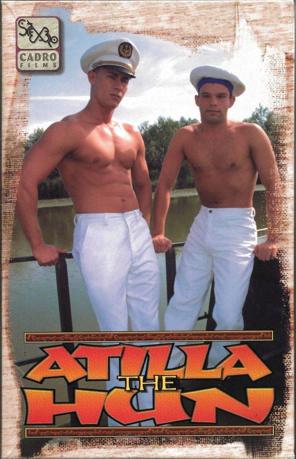 Vintage VHS Tape: Atilla The Hun