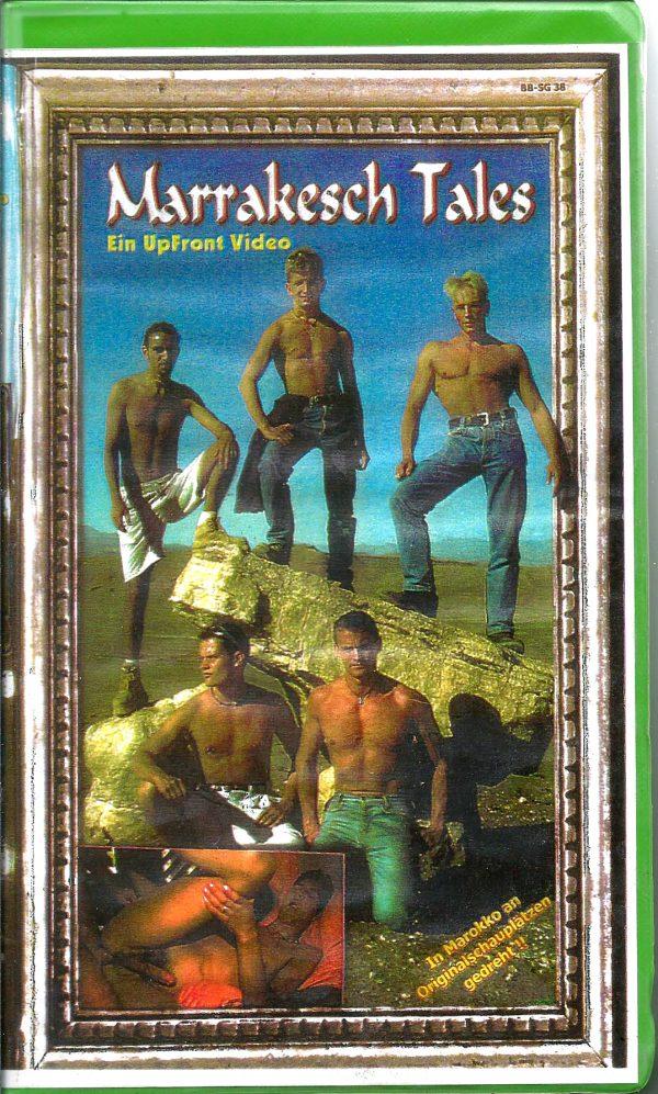 Vintage VHS Tape: Marrakesch Tales
