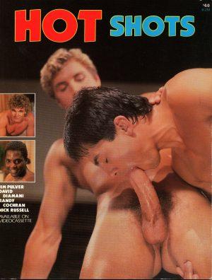 Catalina Video Presents - HOT SHOTS - Gay Full Color Illustrated Photo Magazine