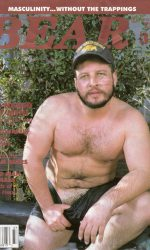BEAR Magazine (Issue 37) Gay Male Digest Magazine