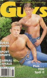 GUYS (Release June 1994) Gay Erotic Stories Paperback
